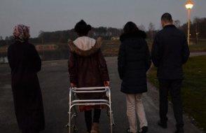 'Engel'leri aşan Zeynep'in hikayesi: Yürüyelim baba, hicrete çıktık!