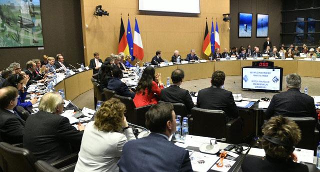 İki ülke ortak parlamento toplantısı yaptı