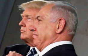 Trump'tan Netanyahu ve rakibine Filistin için Beyaz Saray daveti