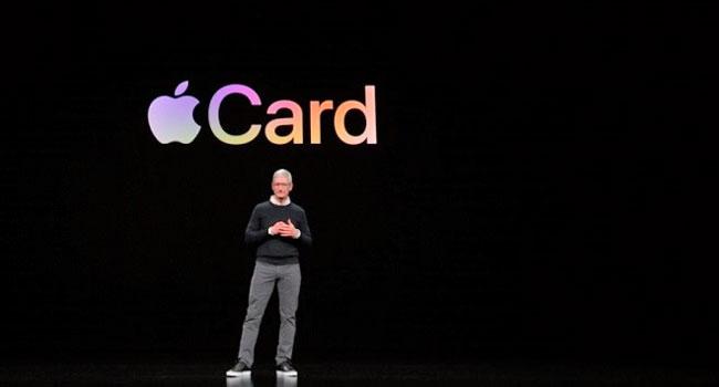 Apple kredi kartı çıkardı, üstelik aidat almıyor