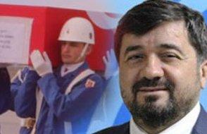 AKP'li adaydan şehidimize büyük ayıp!