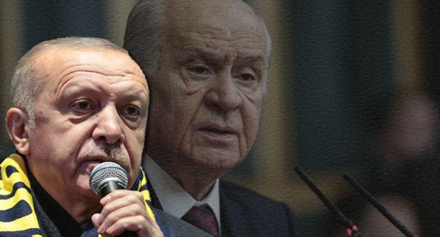AKP-MHP gerginliği artıyor