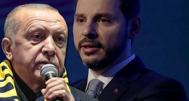 Erdoğan geri adım atmak istemiyor, ama Albayrak'ın durumu her an değişebilir