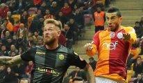 Galatasaray tur umudunu ikinci maça bıraktı