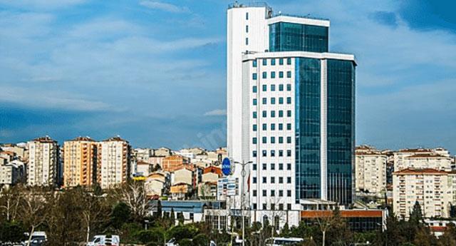 Mali krize giren Dünya gazetesinden satılık bina