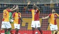Galatasaray kupada berabere kaldığı rakibini bu kez rahat geçti