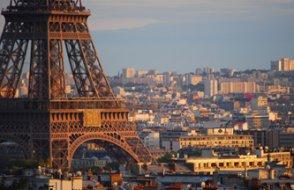 Paris'te çok büyük bir patlama sesi duyuldu!