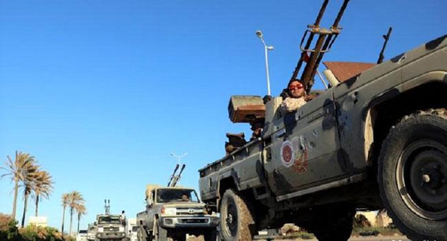Libya'da Hafter ateşkesi kabul etti, ama Türkiye'yi şart koştu