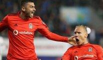 Çaykur Rizespor-Beşiktaş maçında tam 9 gol vardı