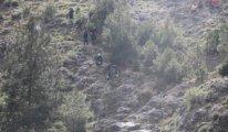 Görüntülü konuşmada feci kaza: Kayalıklardan düşüp öldü