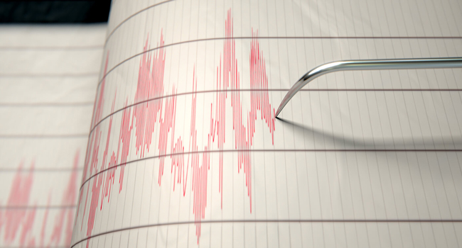 Konya'daki 4.5'lik depremden sonra Manisa da 4.8 ile sarsıldı