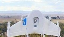 Google drone ile paket teslimatına başlıyor