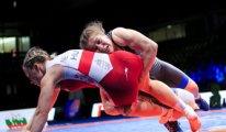Yasemin Adar Avrupa Güreş Şampiyonası'nda finalde!