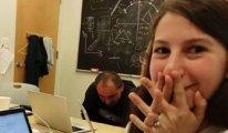 Dünya, kara deliği bulan bu bilim insanını konuşuyor