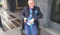 Görünmez kaza: İşadamı Hamdi Akın ayağını kırdı