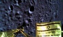İsrail'in Beresheet aracının Ay'a inişi başarısız oldu