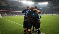 Trabzonspor'da galibiyet serisi 4 maça çıktı