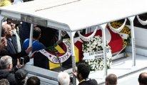 Can Bartu'nun cenazesi toprağa verildi