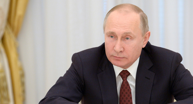 Putin'den ordusuna