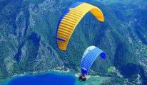 Fethiye'de paraşüt kazası: 2 kişi öldü .