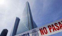 Madrid'de bomba alarmı: Gökdelen tahliye edildi