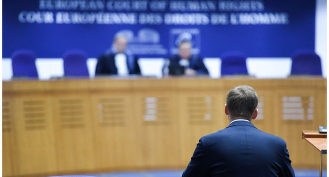 AİHM AKP yargısına sordu: Sohbete katılmak size göre suç mu?