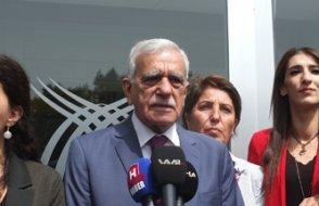 Ahmet Türk'ten çarpıcı açıklama