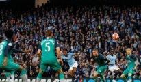 Devler Ligi: Manchester City - Tottenham maçında tam 7 gol vardı