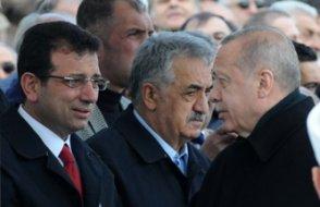 Erdoğan, İmamoğlu'nun elini sıkmadı
