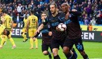Trabzonspor'da galibiyet serisine devam