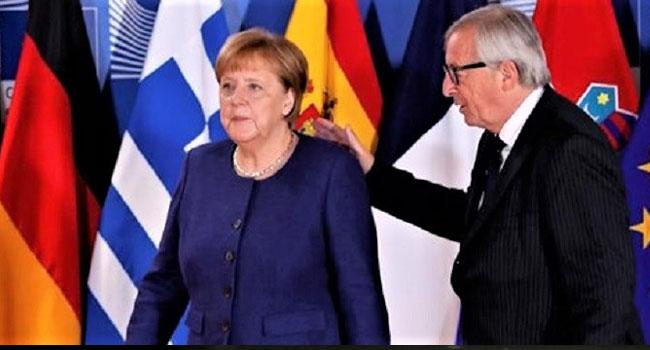 Angela Merkel'e yeni görev mi?