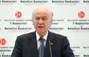 Bahçeli: CHP'nin ulaştığı seçim sonuçları abartılmamalıdır