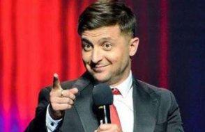 Ukrayna seçimlerini komedyen Zelenskiy kazandı