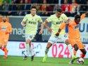 Fenerbahçe yine yenildi: 1-0
