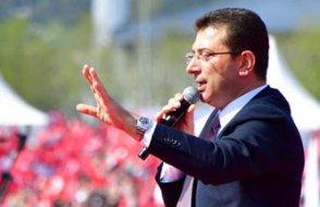 İmamoğlu: Vakit olsaydı Yenikapı'da özel kalemdeki makam araçlarını gösterecektim