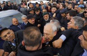 Kılıçdaroğlu'na şehit cenazesi sonrası linç girişimi