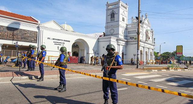 Sri Lanka'da bir patlama daha... Bu sefer bir sinema salonu