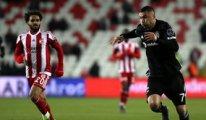 Demir Grup Sivasspor'u deviren Beşiktaş zirveye bir adım daha yaklaştı
