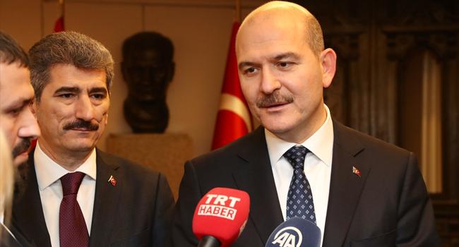 Soylu'dan İstanbul için 'Suriyeli' açıklaması