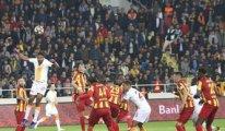 Galatasaray Türkiye Kupası'nda finalde: İlk yarı 60 dakika sürdü