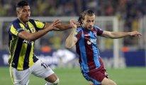 Fenerbahçe-Trabzonspor derbisinde 2 gol vardı