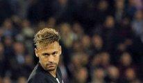 Neymar'dan taraftara yumruklu saldırı