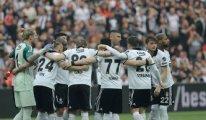 Beşiktaş galibiyet serisi ile zirveye ortak