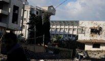 Gazze'de şiddetli çatışmalar başladı