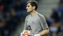 Iker Casillas, geçirdiği kalp krizi sonrası futbolu bıraktı