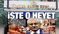 İptalin arkasında o tehdit mi var? AKP medyası karar öncesi YSK üyelerini böyle tehdit etmişti!
