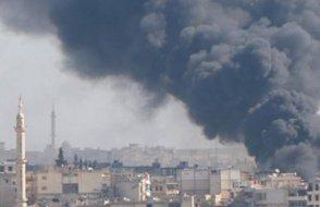 Esed güçleri Türk gözlem üssünün bulunduğu bölgede kontrolü ele geçirdi