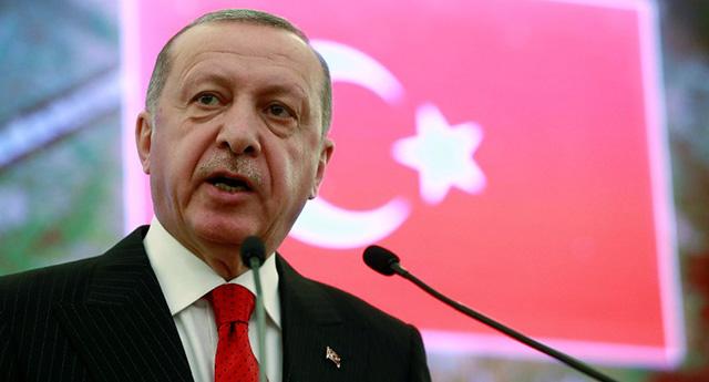 Erdoğan'a göre gençlerin ortalama maaşı 5 bin 200 lira...