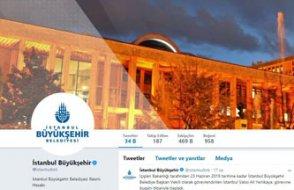 İBB'nin sosyal medya hesabında sessizlik hakim!