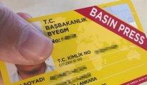 Türkiye'nin basın karnesi açıklandı